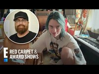 Thumbnail for the Billie Eilish - Documentary Director R.J. Cutler Tells All | E! Red Carpet & Award Shows link, provided by host site