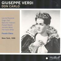 """Thumbnail for the Metropolitan Opera Orchestra - Don Carlo: Atto primo - ''Parte seconda. Il Re !... Perché sole è la Regina ?"""" link, provided by host site"""