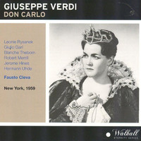 "Thumbnail for the Metropolitan Opera Orchestra - Don Carlo: Atto terzo - ''Parte prima. Ah ! Sii maledetto, sospetto fatale"" link, provided by host site"