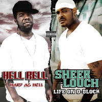 Thumbnail for the Hell Rell - Don't Push Me link, provided by host site