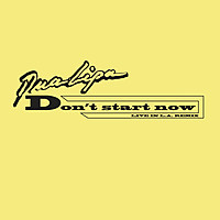 Thumbnail for the Dua Lipa - Don't Start Now (Live in LA Remix) link, provided by host site
