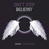 Thumbnail for the Adam Christopher - Don't Stop Believin' (Acoustic) link, provided by host site