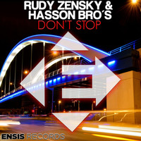 Thumbnail for the Rudy Zensky - Don't Stop link, provided by host site