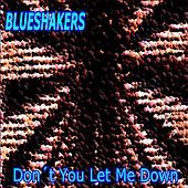 Thumbnail for the Blueshakers - Don't You Let Me Down link, provided by host site