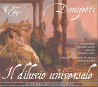 Thumbnail for the Gaetano Donizetti - Donizetti, G.: Il diluvio universale link, provided by host site