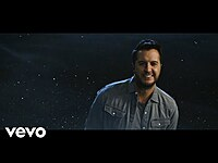 Thumbnail for the Luke Bryan - Down To One link, provided by host site