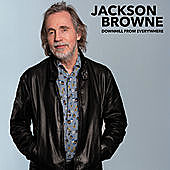 Thumbnail for the Jackson Browne - Downhill From Everywhere (Radio Edit) link, provided by host site