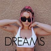 Thumbnail for the Riley Biederer - Dreams link, provided by host site
