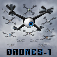 Thumbnail for the John Costello III - Drones-1 link, provided by host site
