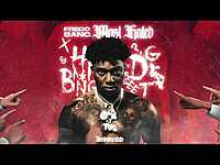Thumbnail for the Fredo Bang - Droppin (Official Instrumental) link, provided by host site