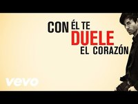 Thumbnail for the Enrique Iglesias - DUELE EL CORAZON link, provided by host site