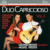 Thumbnail for the Duo Capriccioso - Duo Capriccioso Vol. 3 link, provided by host site