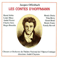 Thumbnail for the Raoul Jobin - Duo (Les contes d´Hoffmann) link, provided by host site