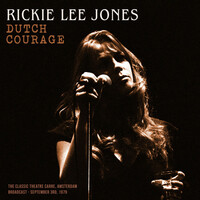 Thumbnail for the Rickie Lee Jones - Dutch Courage (Live 1979) link, provided by host site