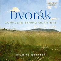 Thumbnail for the Antonín Dvořák - Dvorák: Complete String Quartets link, provided by host site
