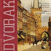 Thumbnail for the Inna Poroshina - Dvorak - Complete Works for Solo Piano; Vol. 3 link, provided by host site