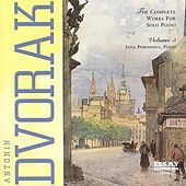 Thumbnail for the Inna Poroshina - Dvorak - Complete Works for Solo Piano; Vol. 5 link, provided by host site