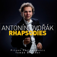 Thumbnail for the Antonín Dvořák - Dvořák: Rhapsodies link, provided by host site