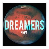 Thumbnail for the DREAMERS - E.P link, provided by host site