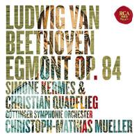 Thumbnail for the Christian Quadflieg - Egmont, Op. 84: Freimütig tritt Egmont link, provided by host site