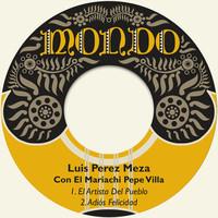 Thumbnail for the Luis Pérez Meza - El Artista del Pueblo link, provided by host site