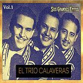 Thumbnail for the Trío Calaveras - El Trío Calaveras - Sus Grandes Éxitos, Vol. 1 link, provided by host site
