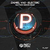 Thumbnail for the Daniel Vas - Electric (Remix) link, provided by host site