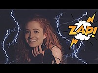 Thumbnail for the Janet Devlin - Electric Shock - Singing Challenge! link, provided by host site