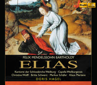 Thumbnail for the Capella Weilburgensis - Elijah, Op. 70, MWV A25, Pt. II: Recitative: Darum ward gesendet der Prophet Elias (Soprano) link, provided by host site
