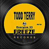 Thumbnail for the Todd Terry - Energize 33 link, provided by host site