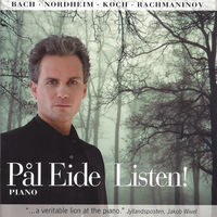 Thumbnail for the Pal Eide - English Suite No. 2 in A Minor, BWV 807: II. Allemande link, provided by host site