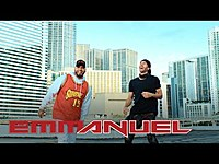 Thumbnail for the Anuel Aa - Fútbol y Rumba (Video Oficial) link, provided by host site