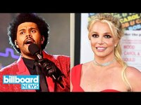 Thumbnail for the The Weeknd - EPIC Halftime Show, Britney Spears Doc Goes Viral, Best Super Bowl Ads   Billboard News link, provided by host site