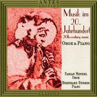 Thumbnail for the Ernst Krenek - Ernst Krenek: Vier Stuecke fuer Oboe und Klavier - II = ca. 92 link, provided by host site