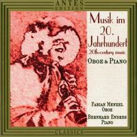 Thumbnail for the Ernst Krenek - Ernst Krenek: Vier Stuecke fuer Oboe und Klavier - III = ca. 76 link, provided by host site