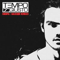 Thumbnail for the Tempo Giusto - Europia / Daliesque Remixes link, provided by host site
