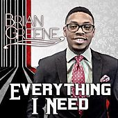 Thumbnail for the Brian Greene - Everything I Need link, provided by host site