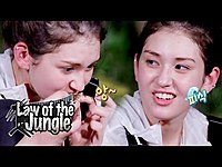 Thumbnail for the SOMI - Excited! She Knows How to Eat Fish Law of the Jungle link, provided by host site