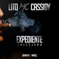 Thumbnail for the Lito MC Cassidy - Expediente Callejero (Remix) link, provided by host site