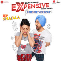 Thumbnail for the Diljit Dosanjh - Expensive Intense Version link, provided by host site