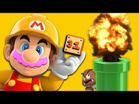 Exploding with skill rage mario maker 31 thumb