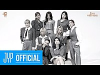 "Thumbnail for the Twice - ""Eyes wide open"" Jacket making film link, provided by host site"