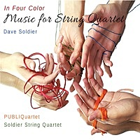 Thumbnail for the Soldier String Quartet - Ezequiel Saw the Wheel link, provided by host site