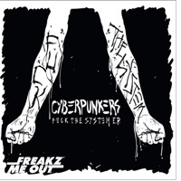 Thumbnail for the Cyberpunkers - F**k the System link, provided by host site