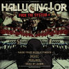 Thumbnail for the Hallucinator - F**k the System EP link, provided by host site
