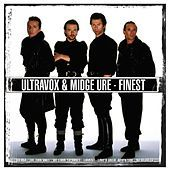 Thumbnail for the Ultravox - Face to Face link, provided by host site