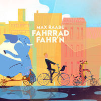 Thumbnail for the Max Raabe - Fahrrad fahr'n (Marimba Remix) link, provided by host site
