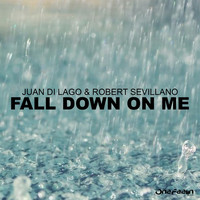 Thumbnail for the Juan Di Lago - Fall Down On Me link, provided by host site