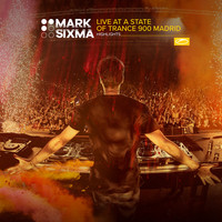 Thumbnail for the Cosmic Gate - Falling Back (Mixed) - Mark Sixma Remix link, provided by host site