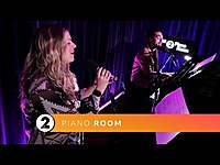 Thumbnail for the The Shires - Falling (Harry Styles Cover) - Radio 2 Piano Room link, provided by host site